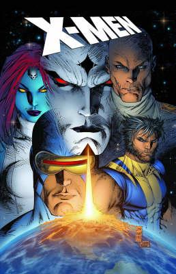 X-men: Messiah Complex - Oversized (Hardback)