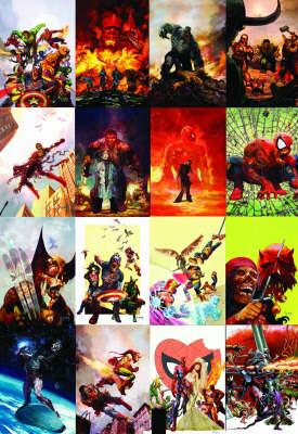Marvel Zombies: The Covers (Hardback)