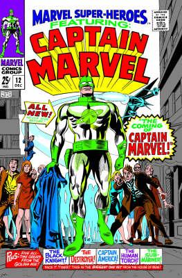Essential Captain Marvel Vol.1 - Essential (Paperback)