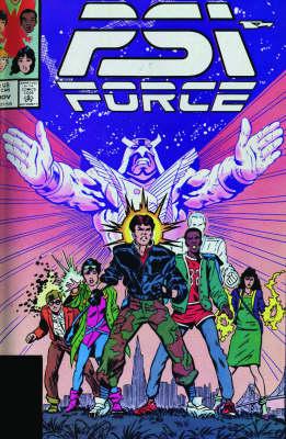 Psi-force Classic Vol.1 (Paperback)