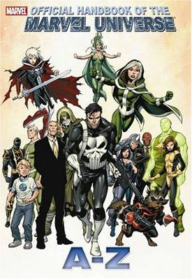 Official Handbook Of The Marvel Universe A To Z Vol.9 (Hardback)