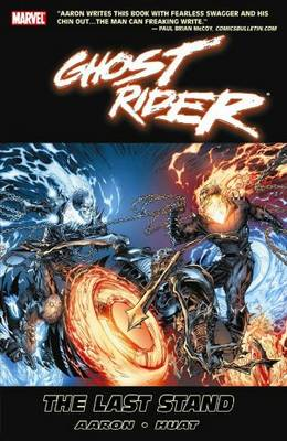 Ghost Rider: Last Stand - Graphic Novel Pb (Paperback)
