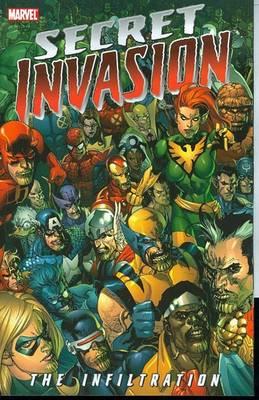 Secret Invasion: The Infiltration (Paperback)