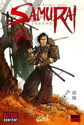 Soleil: Samurai - Legend Vol. 1 - Premiere (Hardback)