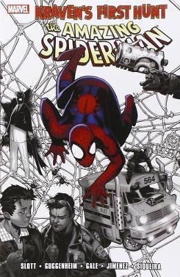 Spider-man: Kraven's First Hunt (Paperback)