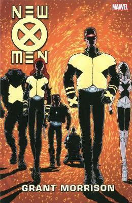 New X-men By Grant Morrison Ultimate Collection - Book 1 (Paperback)
