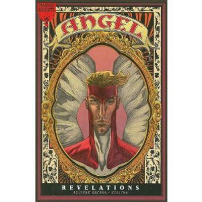 X-Men: Angel Revelations - Graphic Novel Pb (Paperback)