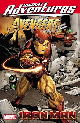 Marvel Adventures Avengers: Iron Man - Digest (Paperback)