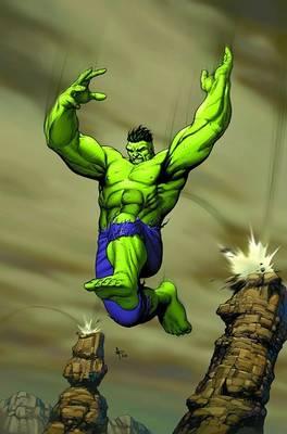Hulk: Hulk Giant-size (Paperback)