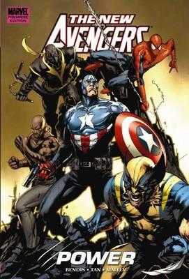 New Avengers: Power Vol. 10 - Premiere (Hardback)