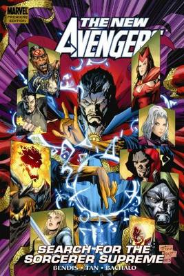 New Avengers: Search for the Sorcerer Supreme Vol. 11 - Premiere (Hardback)