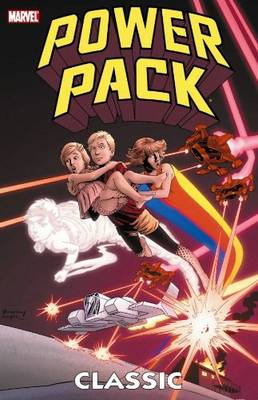 Power Pack Classic Vol.1 (Paperback)