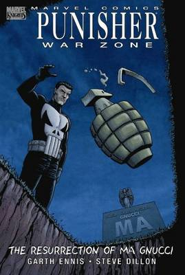 Punisher: War Zone - the Resurrection of Ma Gnucci - Premiere (Hardback)