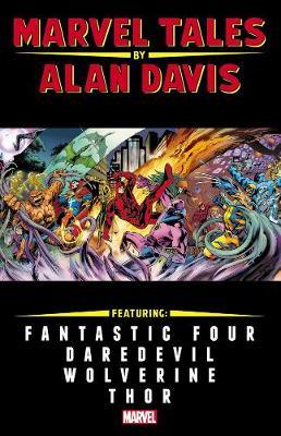 Marvel Tales By Alan Davis (Paperback)