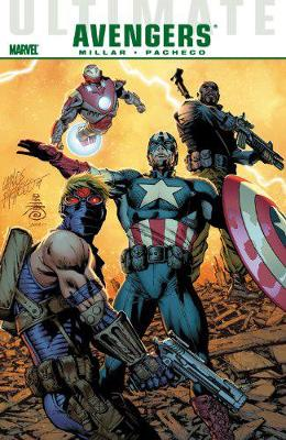 Ultimate Comics Avengers: Next Generation (Paperback)
