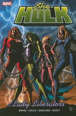 She-hulk Vol.9: Lady Liberators (Paperback)