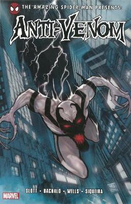 Spider-man: Anti-venom (Paperback)