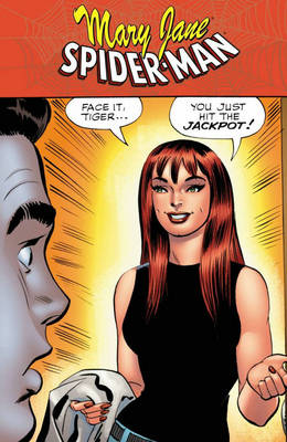 Spider-man Mary Jane: ...You Just Hit the Jackpot - Graphic Novel Pb (Paperback)