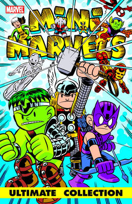 Mini Marvels: Ultimate Collection (Paperback)
