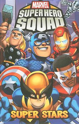 Super Hero Squad: Super Stars Digest - Digest (Paperback)