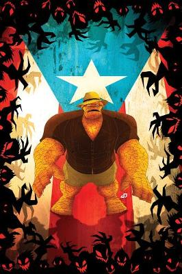 Fantastic Four: Island Of Death (Paperback)