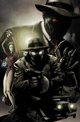 Spider-Man: Spider-man Noir: Eyes Without A Face Eyes without a Face (Paperback)