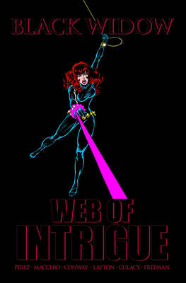 Black Widow: Web Of Intrigue: Web of Intrigue Premiere - Premiere (Hardback)