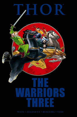 Thor: The Warriors Three (Hardback)