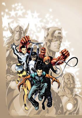 Avengers Academy: Avengers Academy Vol.1: Permanent Record Permanent Record Vol.1 (Hardback)