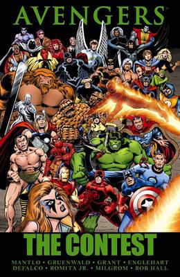 Avengers: The Contest (Hardback)