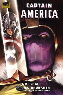 Captain America: No Escape (Paperback)