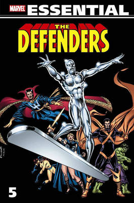 Essential Defenders Vol.5 - Essential (Paperback)