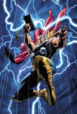 Marvel Adventures Avengers: Thor - Digest (Paperback)