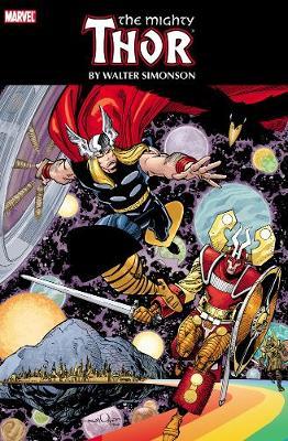Thor By Walter Simonson Omnibus (Hardback)