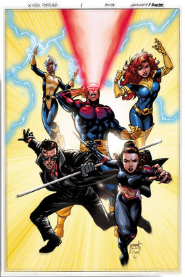 X-men Forever 2 Vol.1: Back In Action (Paperback)