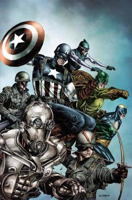 All-winners Squad: Band of Heroes (Paperback)