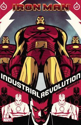 Iron Man: Industrial Revolution (Paperback)