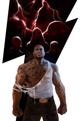 Thunderbolts: Cage (Hardback)