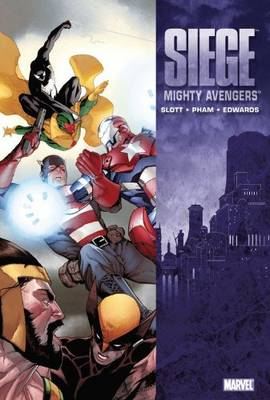 Siege: Mighty Avengers (Paperback)
