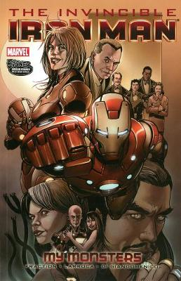 Invincible Iron Man Volume 7 - My Monsters (Paperback)