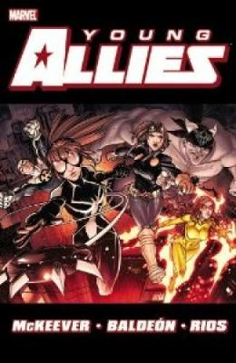 Young Allies - Volume 1 (Paperback)