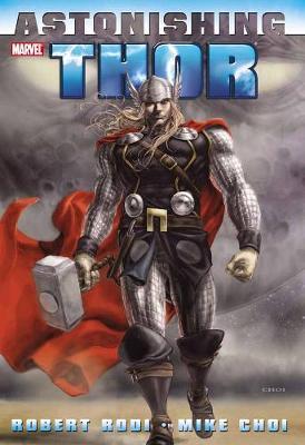 Astonishing Thor (Paperback)