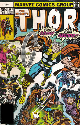 Thor: The Death Of Odin (Paperback)