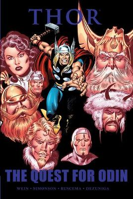 Thor: Thor: The Quest For Odin Quest for Odin (Hardback)