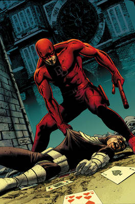 Shadowland: Daredevil (Hardback)