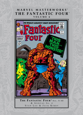 Marvel Masterworks: The Fantastic Four Volume 6 (Hardback)