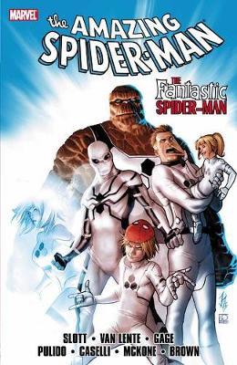 Spider-man: The Fantastic Spider-man (Paperback)