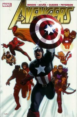 Avengers By Brian Michael Bendis - Vol. 3 (Hardback)
