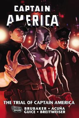 Captain America: Captain America: The Trial Of Captain America Trial of Captain America (Paperback)