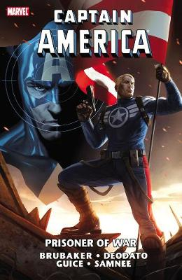 Captain America: Captain America: Prisoner Of War Prisoner of War (Hardback)